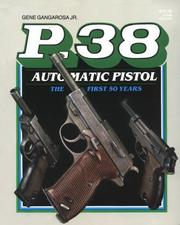 Cover of: P 38 automatic pistol