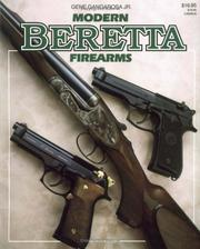 Cover of: Modern Beretta firearms
