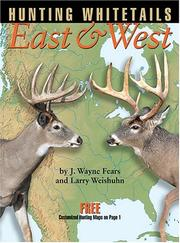 Cover of: Hunting whitetails: East & West