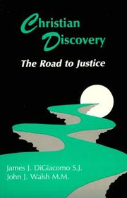 Cover of: Christian discovery | James DiGiacomo