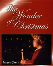 Cover of: The wonder of Christmas