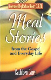 Cover of: Meal Stories | Kathleen Casey