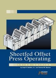 Cover of: Sheetfed Offset Press Operating | Lloyd P. Dejidas