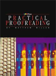 Cover of: Practical proofreading
