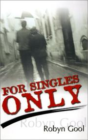 Cover of: For Singles Only