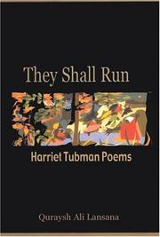 Cover of: They shall run