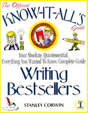 Cover of: Writing bestsellers