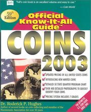 Cover of: Coins 2003 (Fell's Official Know-It-All Guide to Coins, 2003)