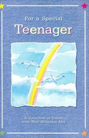 Cover of: For a special teenager |
