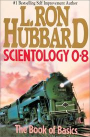 Scientology 0-8 by L. Ron Hubbard