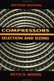 Cover of: Compressors