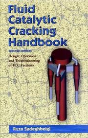 Cover of: Fluid catalytic cracking handbook