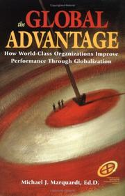 Cover of: The Global Advantage