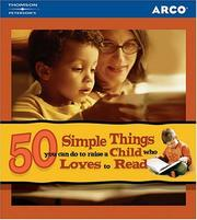 Cover of: 50 Simple Things/Child Loves to Read 1e (50 Simple Things Series)