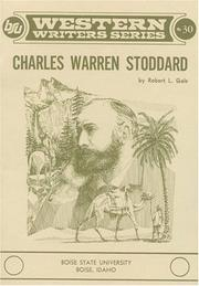 Cover of: Charles Warren Stoddard