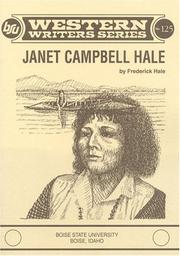 Cover of: Janet Campbell Hale