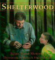 Cover of: Shelterwood