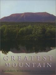 Cover of: Greatest mountain