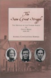 The same great struggle by Andrea Constantine Hawkes