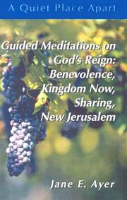 Cover of: Guided Meditations on God