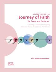Cover of: Journey of Faith for Easter and Pentecost | Mary Shrader