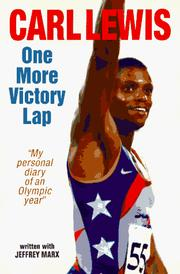 Cover of: One More Victory Lap | Carl Lewis