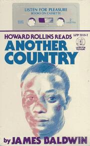 Cover of: Another Country