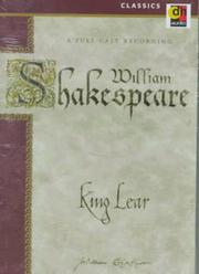Cover of: King Lear by