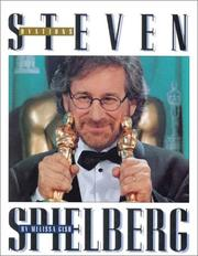Cover of: Steven Spielberg (Ovations)