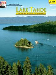 Cover of: Destination Lake Tahoe