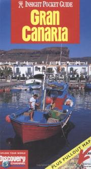 Cover of: Insight Pocket Guide with map Gran Canaria | Margaret Hart