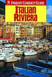 Cover of: Insight Compact Guide Italian Riviera