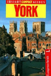Cover of: Insight Compact Guide York | John Scott