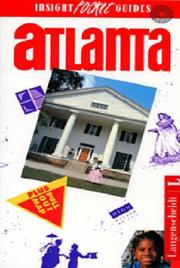 Cover of: Insight Pocket Guide Atlanta | Elizabeth Herring