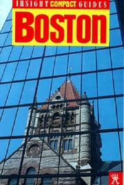 Cover of: Insight Compact Guide Boston