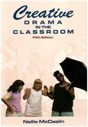 Cover of: Creative drama in the classroom