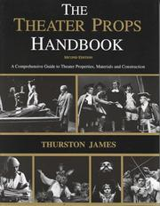 Cover of: The Theatre Props Handbook