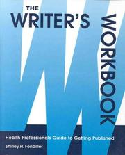 Cover of: The Writer's  Workbook (National League for Nursing)