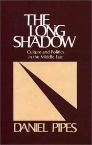 Cover of: long shadow | Daniel Pipes