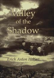 Cover of: Valley of the shadow