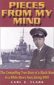 Cover of: Pieces from My Mind | Carl E. Clark