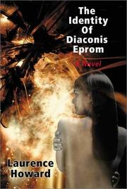 Cover of: The identity of Diaconis Eprom