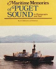 Cover of: Maritime memories of Puget Sound, in photographs and text