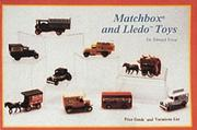Cover of: Matchbox and Lledo toys