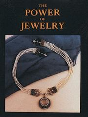 Cover of: power of jewelry | Nancy Schiffer