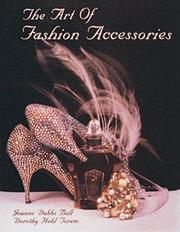 Cover of: The art of fashion accessories