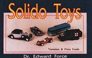Cover of: Solido Toys