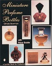 Cover of: Miniature Perfume Bottles