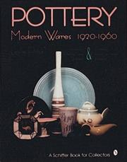 Cover of: Pottery | Leslie Pina