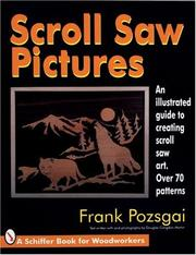 Cover of: Scroll saw pictures